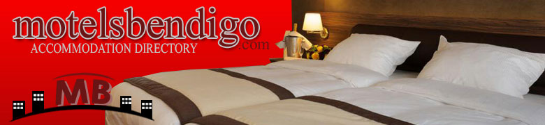 Hotels Bendigo header